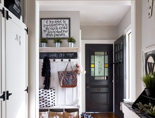 I Wish I May, I Wish I Might, Have a Mudroom/Drop Zone–Like, Tonight!