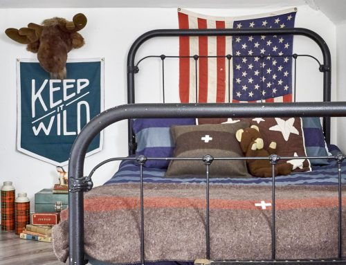 Surprise! Patriotic Home Decor Isn't Just for July 4