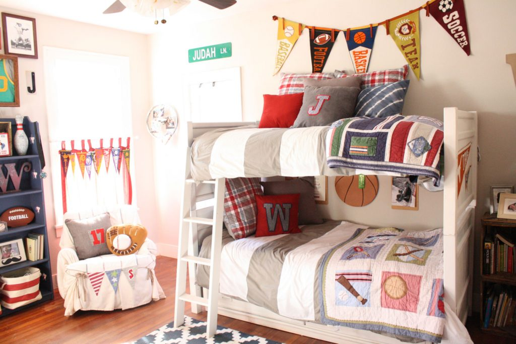 Dallas Interior Designer Kid's Room decor