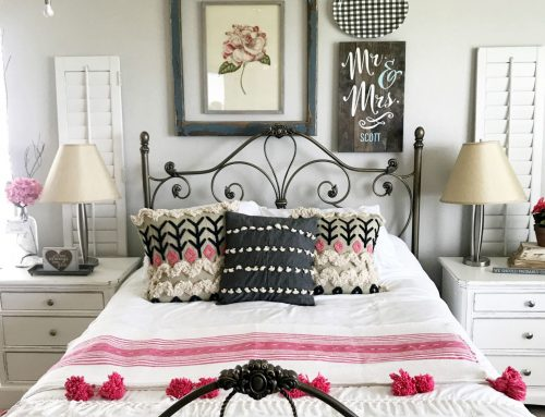 We Surprised this Deserving Mom with a Farmhouse Bedroom Makeover!
