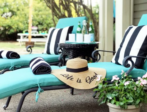 Backyard Beautiful – Creating an Outdoor Oasis on a Budget