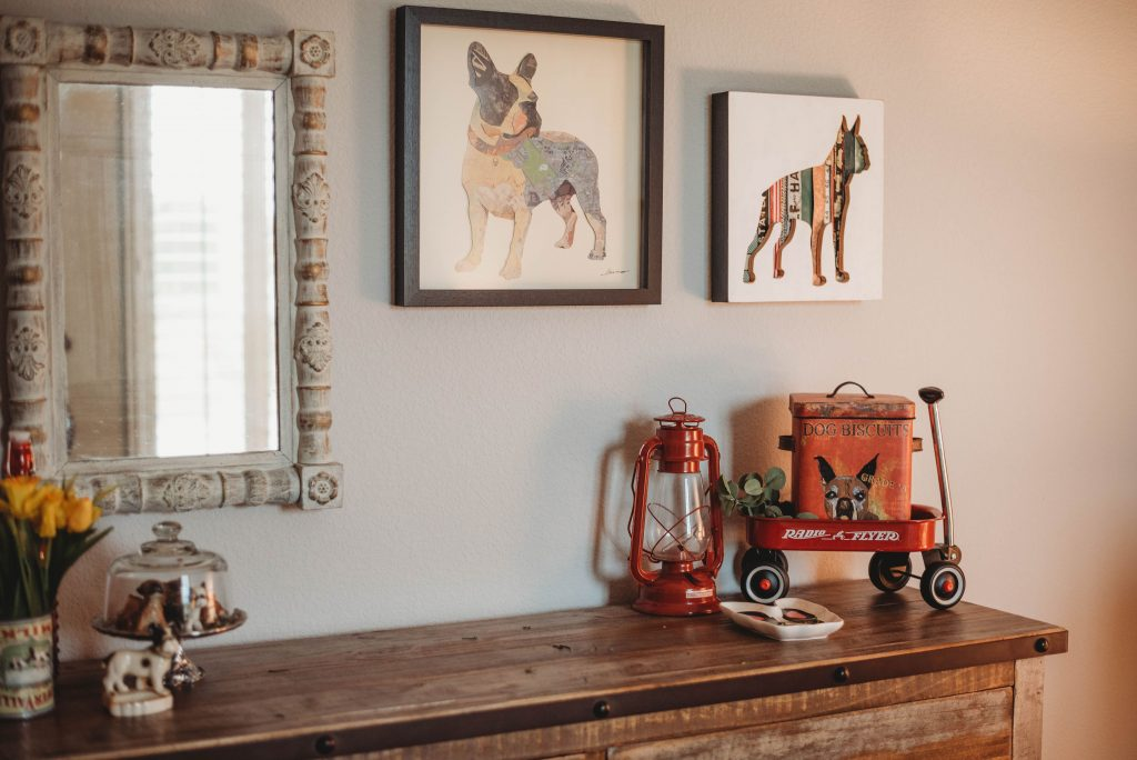 pet friendly decor