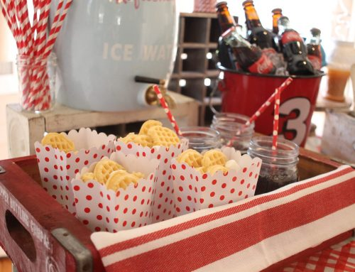 How to Stage an Amazing Summer Ice Cream Social Party