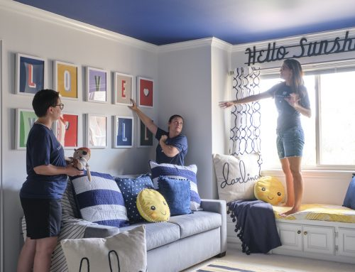The Best Gender Neutral Playroom Ever!
