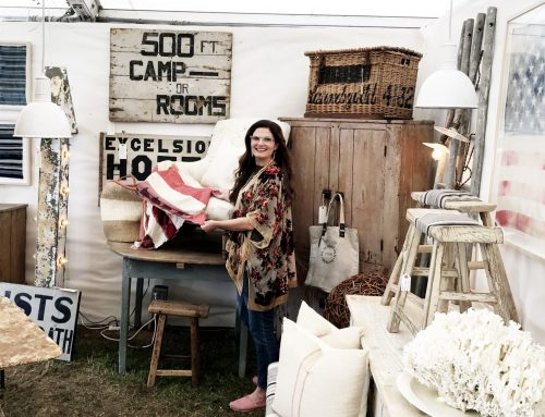 Photographed by a Magazine While Shopping at Round Top Antiques Fair?? Dream Day! Plus: Come Shopping WITH Me!