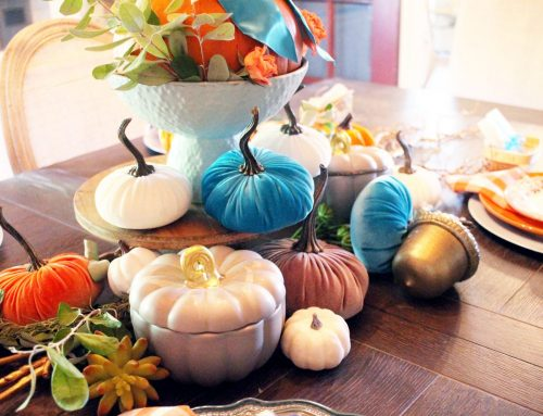 Fall Table Settings: They Don't Have to Be That Hard