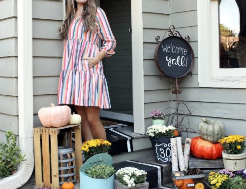 Fall Decor: Too Soon? When should you decorate for fall?