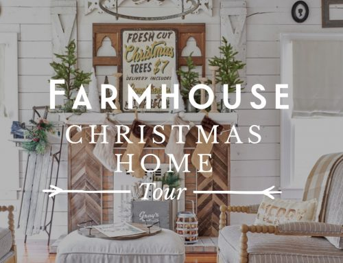 Tour My Home Decorated for the Holidays–Part 2