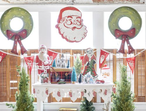 Shop My Christmas Decor Look!