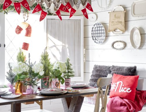 Courtney's Best Tips for Buying Holiday Decor