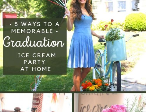 5 Ideas for an At-Home Grad Celebration This Year