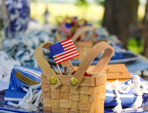 July 4th Party S'mores shopping list