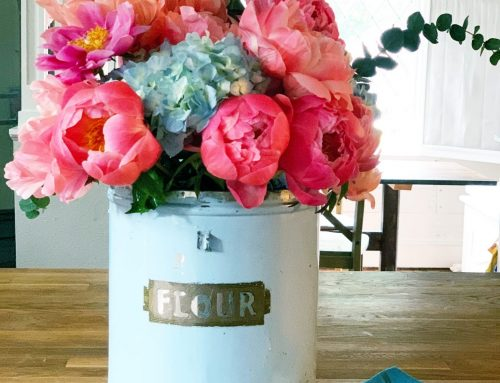 How to Care for Freshly Cut Peonies While They're in Season