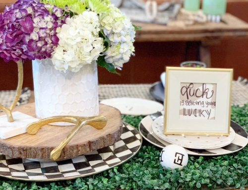 How to Create a Classy St. Patrick's Day Table