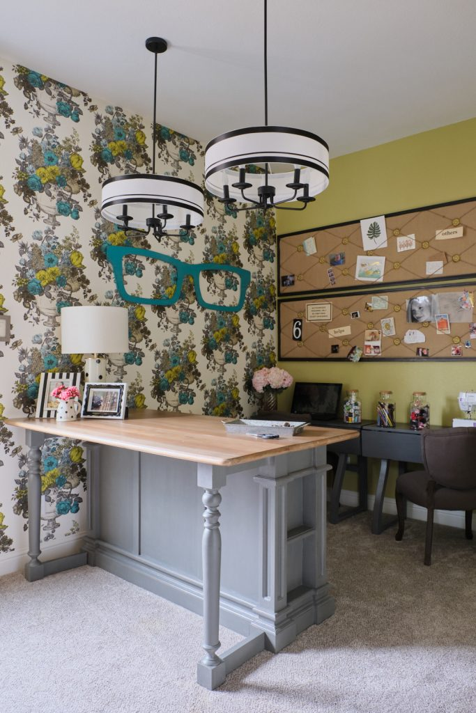 Pack personality into a small space