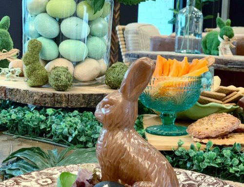 How to Create the Perfect Easter Tablescape