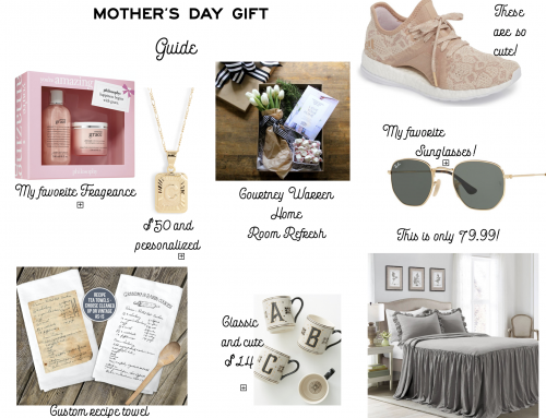 What I want for Mother's Day 2021