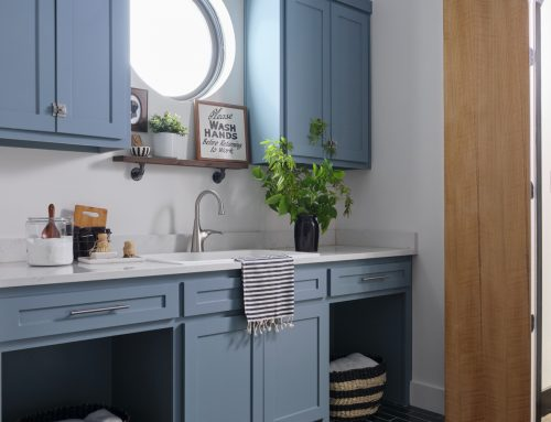 Function Meets Beauty in My New Home Utility Spaces