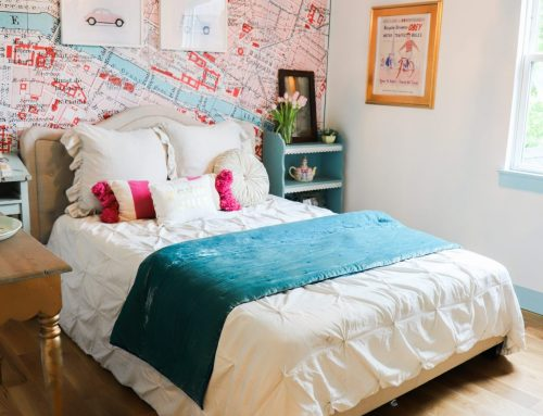 How to Decorate Bedrooms for Boys–and Summer Guests!